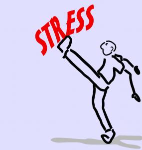 Kick Stress